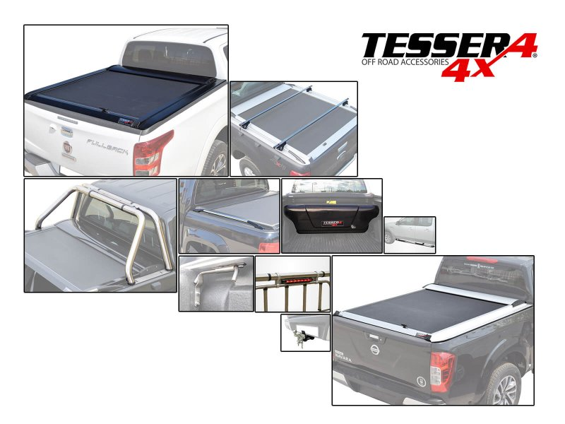 Accessori per 4x4 pick-up e Jeep (SUV) 4x4:
