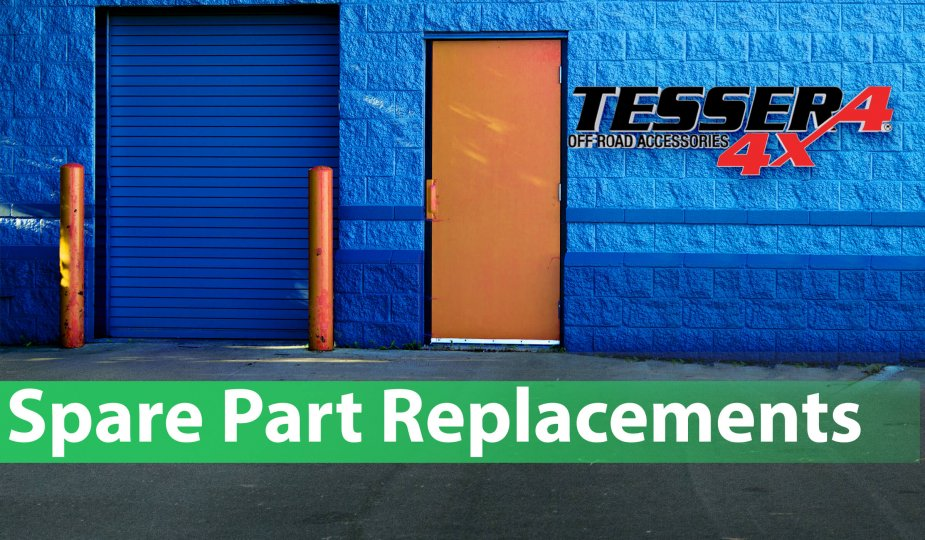 Spare parts replacements