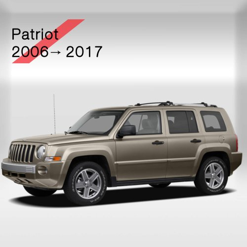 Jeep Patriot 2006-2017