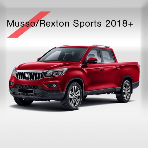 Musso/Rexton Sports 2018+